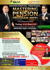 Mastering Pension Program (MPP)