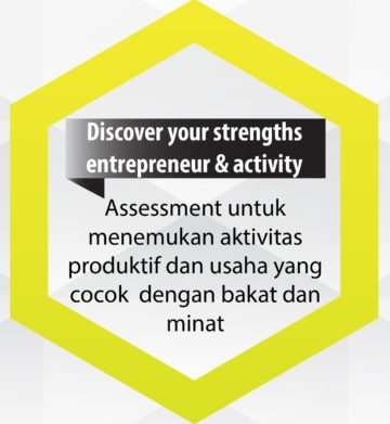 Discover your strengths entrepreneur & activity